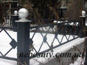 Металлические ограды