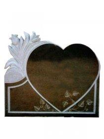 Памятники в виде сердца